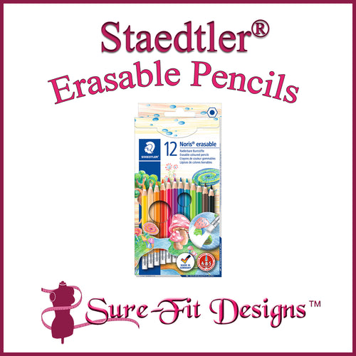 Staedtler Erasable Colored Pencils