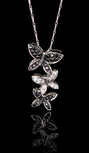 Butterfly Diamond Pendant DP-502