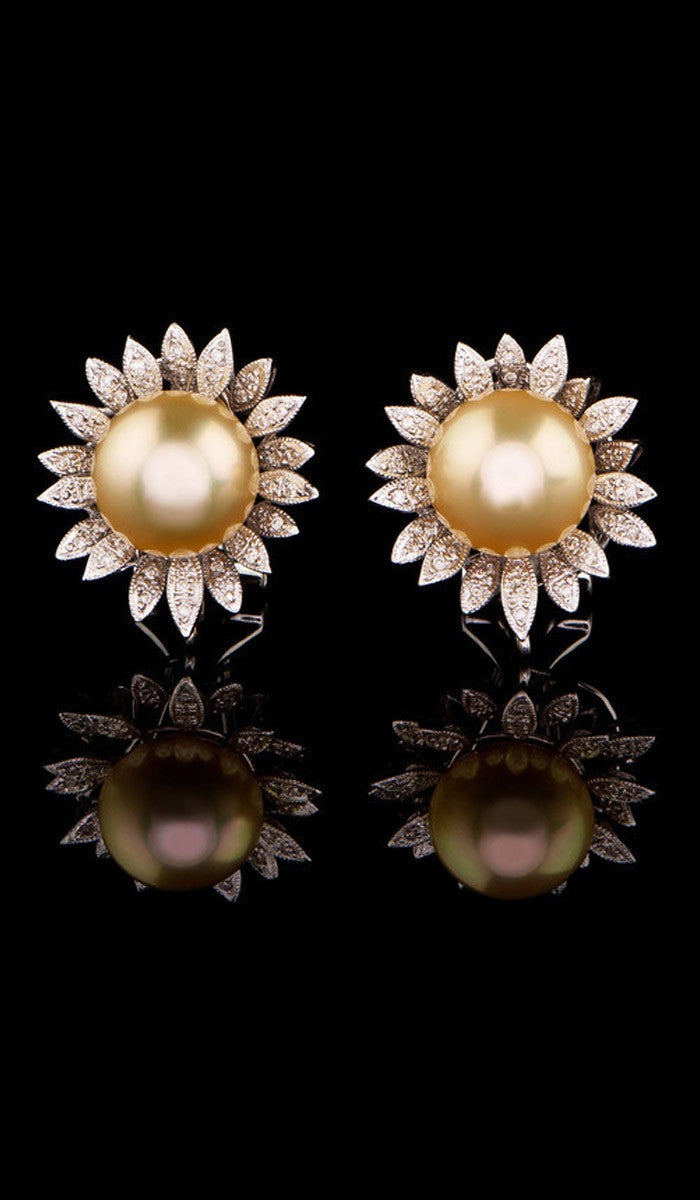 Pearl Earrings PE-305