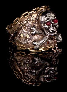 Pirate Ring GR-608