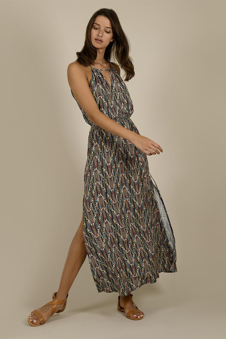 Molly Bracken robe longue