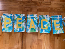 PEACE prayer flags - III