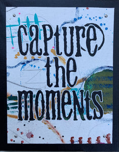 capture the moments