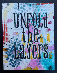 unfold then layers