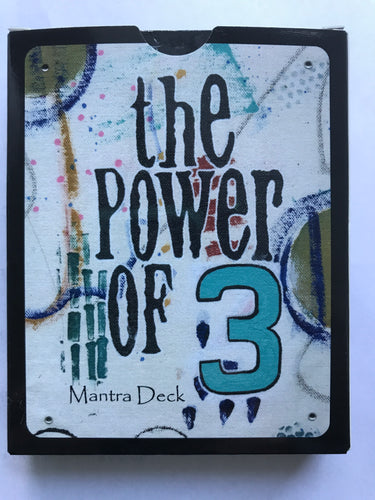 The Power of 3 Mantra Deck - Wholesale 12 Decks