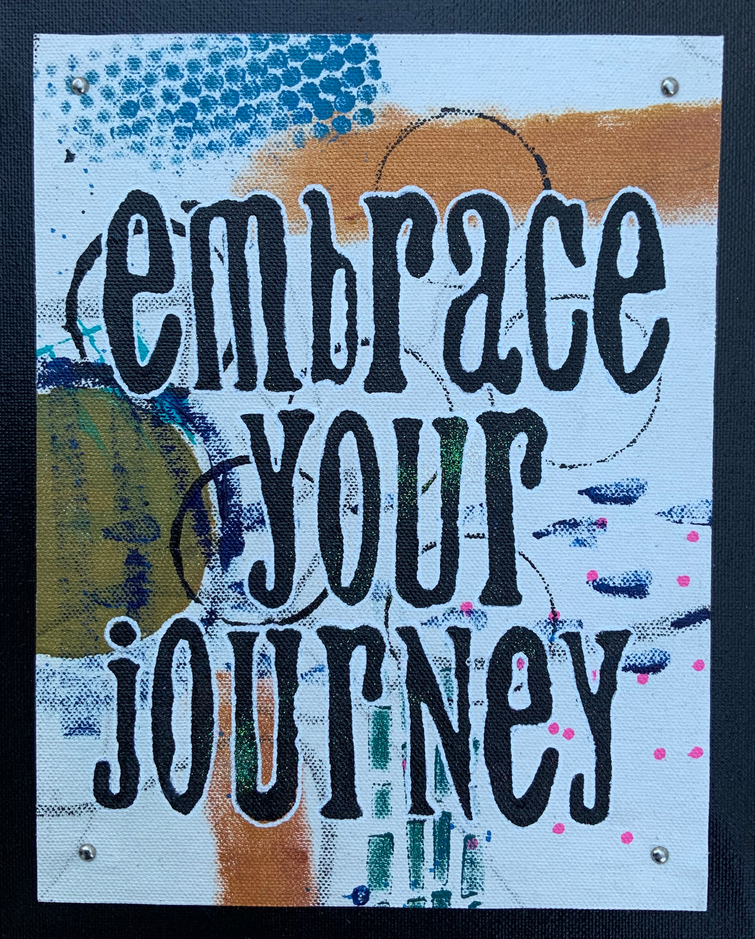 embrace your journey