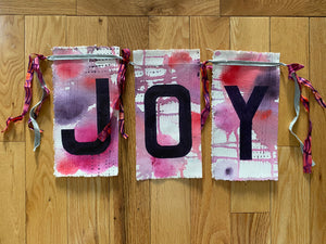 JOY prayer flags - II