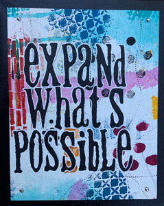 expand what's possible