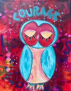 """courage"""