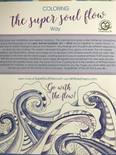 Super Soul Flow Adult Coloring Book