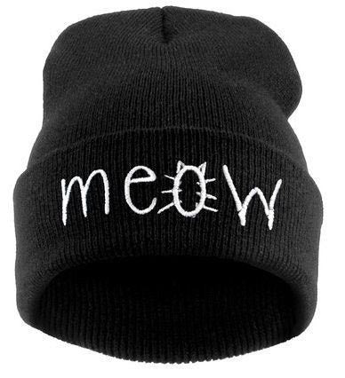 "Casual Hat KB13 ""Meow"""