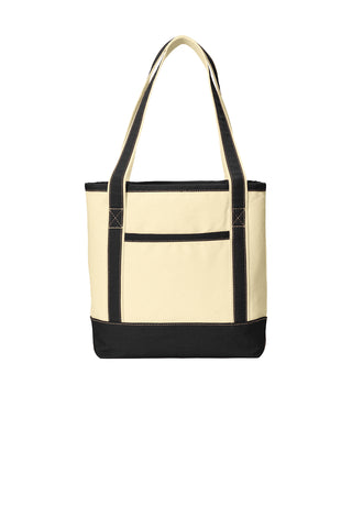 Port Authority® Medium Cotton Canvas Boat Tote