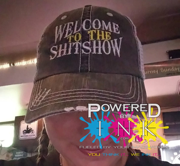 Welcome to the Shitshow Hat