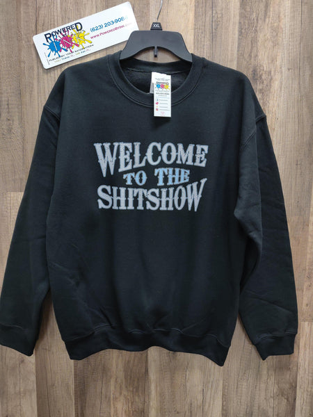 Welcome to the ShitShow ** Shit Show * Fleece * Humorous * Circus * Co-workers