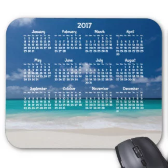 Mouse Pad-small. Perfect for laptops.