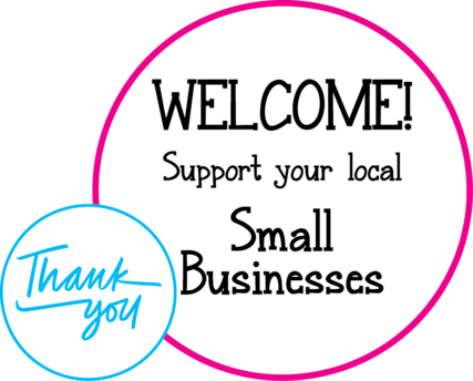 Welcome to our store! Powered By INK welcomes you and any project you have in mind.  We think outside the box to make your idea become a reality.  We have no minimums on most items and our turnaround time in minimal.  We thank you for choosing us for all your needs and appreciate you supporting a local small woman owned business.