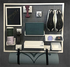 spin-bike-accessories-organization