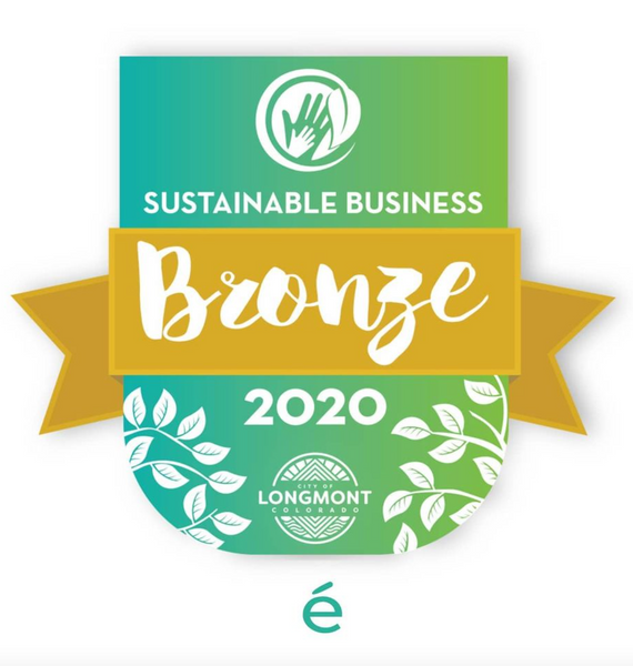 éclipse is BEST SOCIALLY SUSTAINABLE BUSINESS OF 2020!