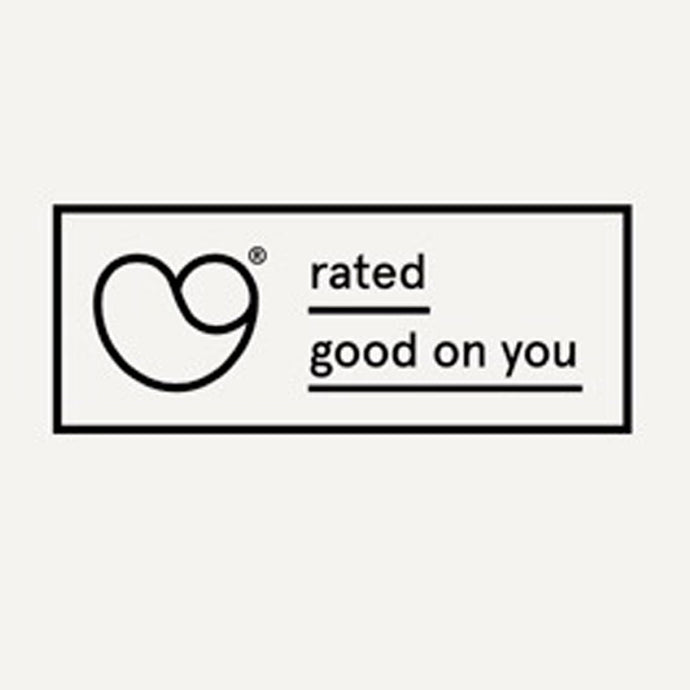 "We are ""Good On You"" rated!"