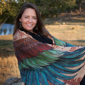 Melissa Windell founder, Earth Feather Healings
