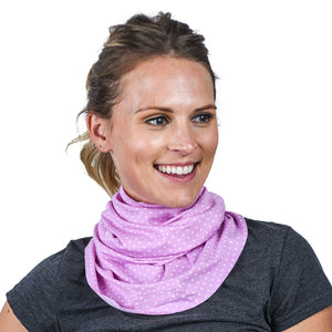 Adjustable Neck Gaiter w/ Velcro Closure