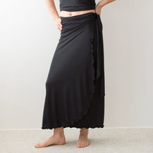 Load image into Gallery viewer, EveryWear Long Wrap Skirt