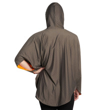 Load image into Gallery viewer, Equinox Reversible Hoodie Cover-Up ~ Unisex