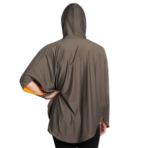 Equinox Reversible Hoodie Cover-Up ~ Unisex