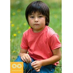 Unisex Kids' Organic Cotton T-shirt