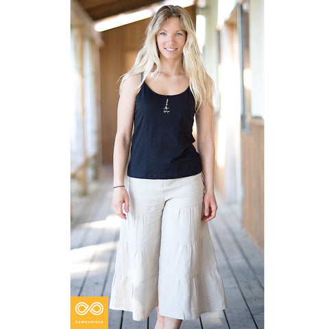 Annabelle 100% Organic Cotton Camisole