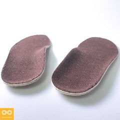 Organic Hemp Insole Footbed (Extra Thick)