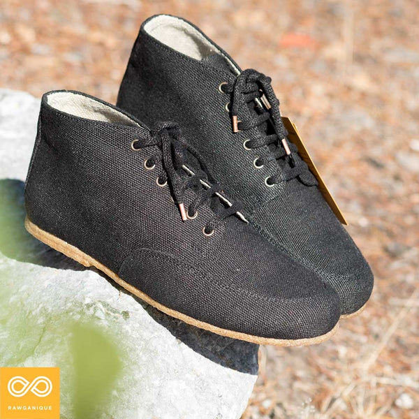 Clearwater Handmade Organic Hemp Shoes