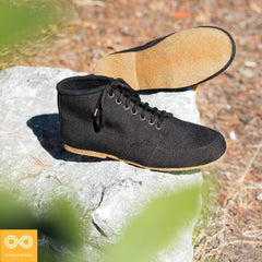 Cottonwood Handmade Organic Hemp Shoes