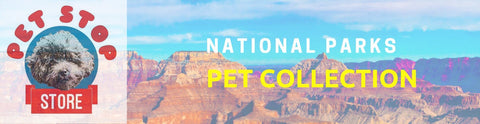 Affiliate Program National Park Pet Collection Banner