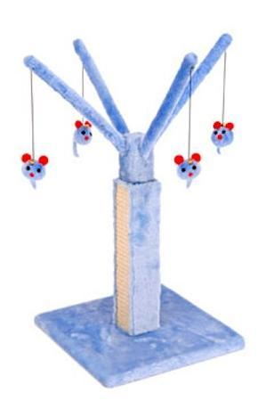 Penn Plax Play Tree With Scratching Post