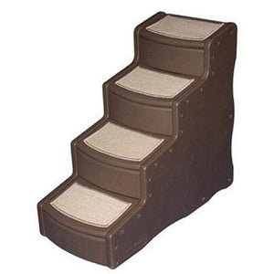 Pet Gear Easy Step Iv Pet Stairs - Chocolate