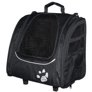 Pet Gear I-go2 Traveler Pet Carrier - Black