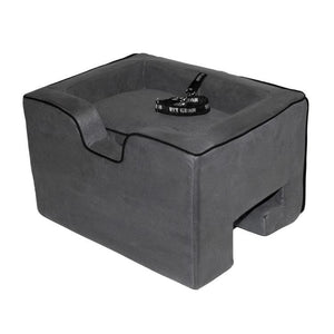 Pet Gear Pet Car Booster Seat - Medium-charcoal