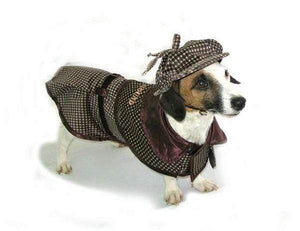 Pet Stop Store Sherlock Hound Dog Costume
