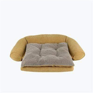 Pet Stop Store 32x47 Sage Bed Ortho Sleeper Comfort Dog Couch w/ Removable Cushion