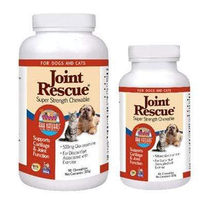 Pet Stop Store Dog & Cat Joint Rescue Super Strength Chewables