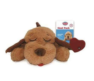 Pet Stop Store Biscuit Snuggle Puppy Smart Pet with Heartbeat for Dogs