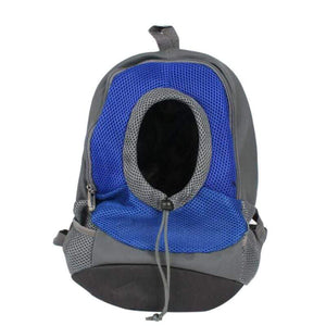 Pet Stop Store Blue / M Over the Shoulder Pet Carrier Backpack in All Colors