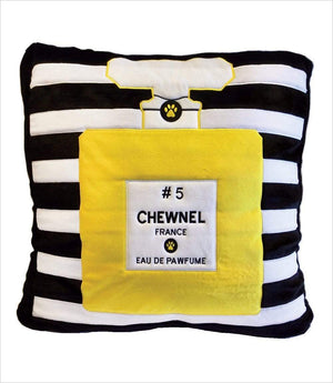Pet Stop Store Chic Plush Chewnel No 5 Pet Bed