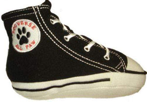 Pet Stop Store Converse Inspired Dogverse All Paw Sneaker Dog Toy