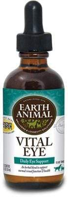 Pet Stop Store Dog & Cat Vital-Eye Support Earth Animal 2oz