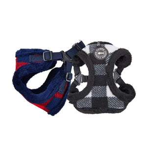 Pet Stop Store Figaro Cat Harness by Catspia® Red & Black