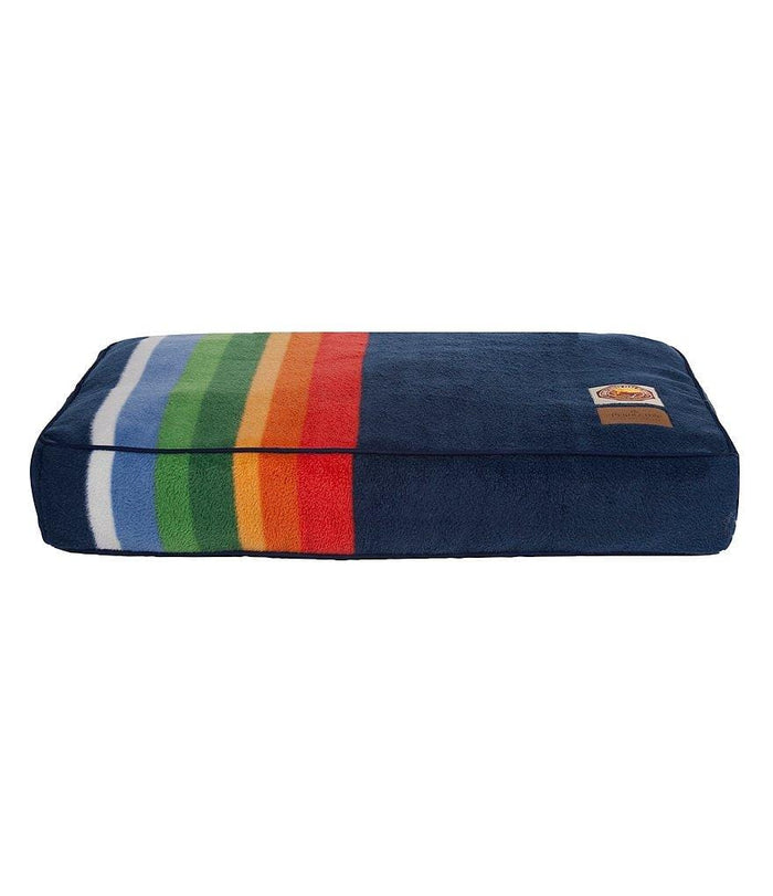 Crater Lake National Park Design Pattern Pet Bed
