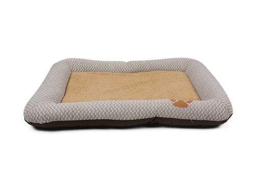 Nano-Silver Anti-Bacterial Designer Dog Bed