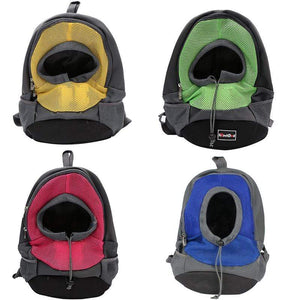 Pet Stop Store Over the Shoulder Pet Carrier Backpack in All Colors